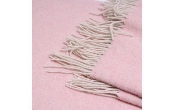 Lonas.lv LONAS HOME - Плед PINK CASHMERE