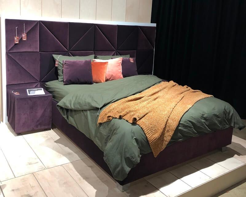 LONAS - Katūna gultas veļa SAMANŲ PIEVA
