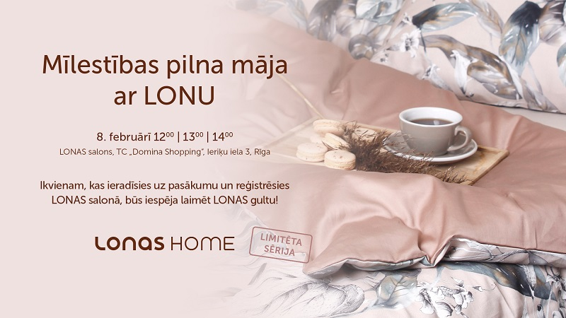 LONAS HOME - Domina Shopping